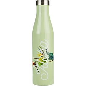 MIZU S6 Botella con aislamiento con Tapa Acero Inoxidable 600ml, aloha glossy mint